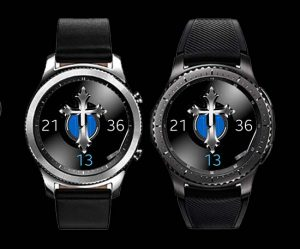 Justin Time Watch Face Samsung Gear
