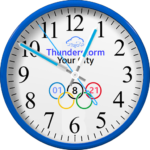 Olympic Tokyo Games Watch face