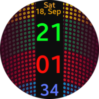 Ypperlig Watch Face